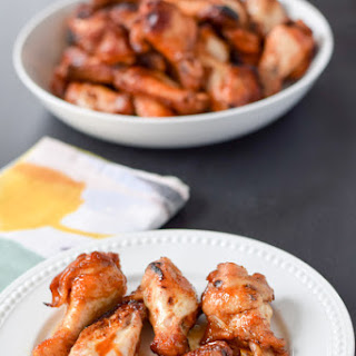 Baked Soy Sauce Chicken Wings Recipes