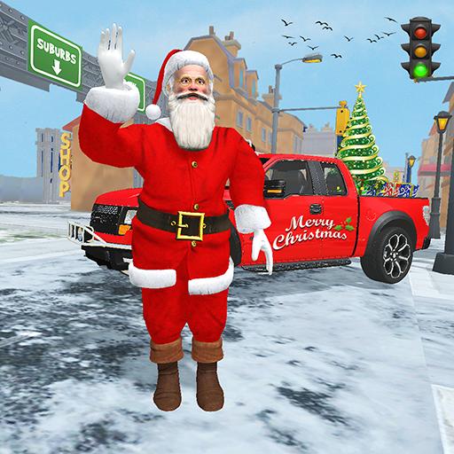 Baixar Santa Christmas Gift Delivery: Gift Game