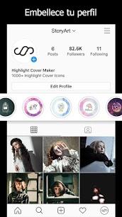 StoryArt (Pro) – Story editor para Instagram 3
