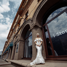 Wedding photographer Aleksandr Zadorin (Zadoryn). Photo of 01.08.2018