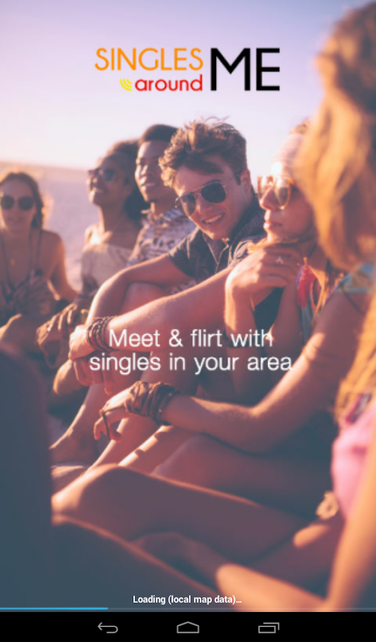 Singles AroundMe Local Dating- screenshot