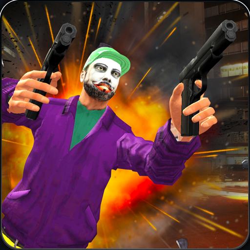 Crazy Clown City Crime Story