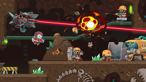 Metal Shooter: Run and Gun screenshot 7