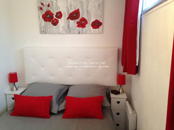 Vente appartement 2 pièces 24,74 m2