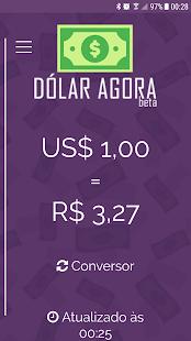 Dólar Agora - cotação, gráficos e alertas - náhled