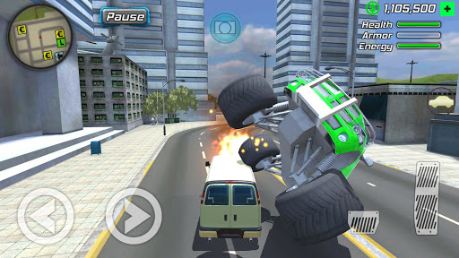 Grand Action Simulator - New York Car Gang 1.3.5 screenshots 1