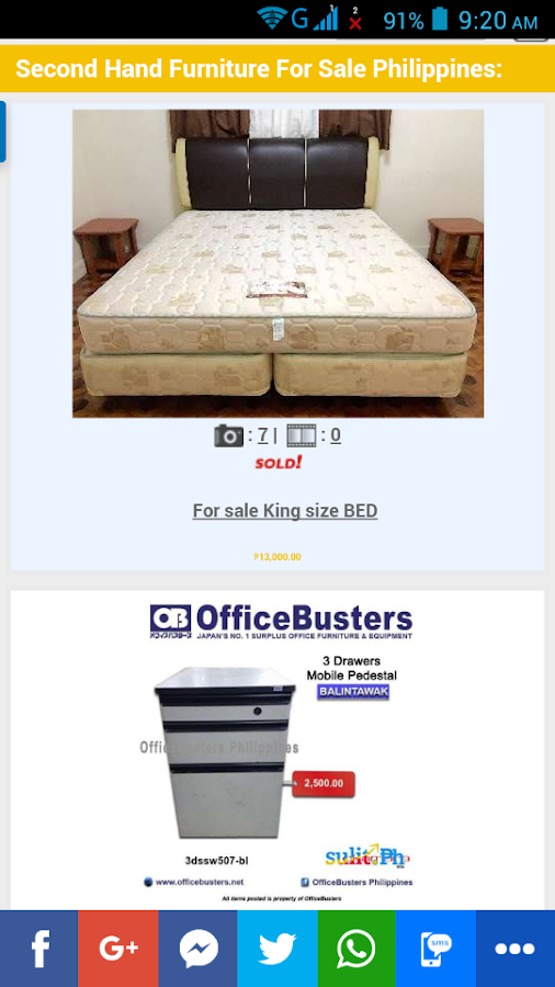 Used Furniture in Philippines Android Apps on Google Play