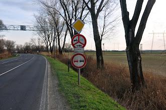 Photo: Ten znak to prawdziwa zmora węgierskich szos