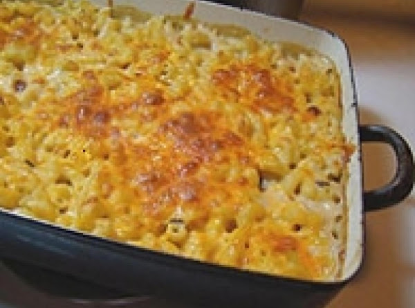 Baked Macaroni & Cheese Recipe
