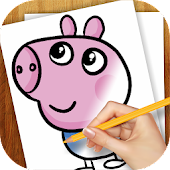 Learn to Draw Peppa Pig
