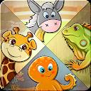 Kids puzzle game - Animals game app thumbnail