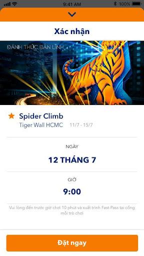 Tiger Uncage 1.1.0 screenshots 4