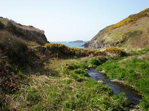 Photo: From Solva to St David's (Caer Bwdy Bay)