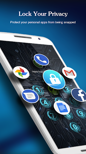 AppLock - Gallery Lock & LockScreen & Fingerprint 3.1.2 screenshots 1