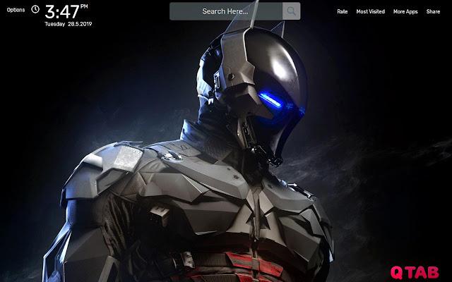 Batman Wallpapers HD Theme