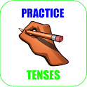 English Tenses Practice icon