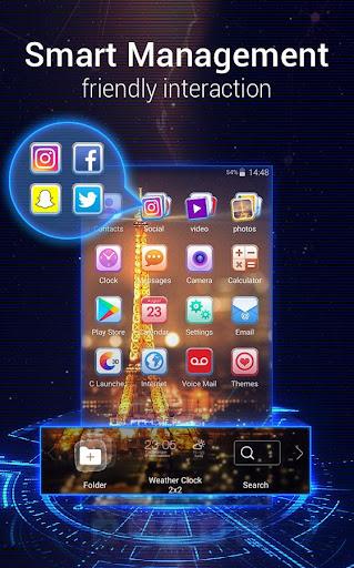 U Launcher 3D u2013 Live Wallpaper, Free Themes, Speed 2.4.4 screenshots 6
