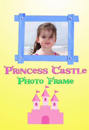 Princess Castle Photo Frames