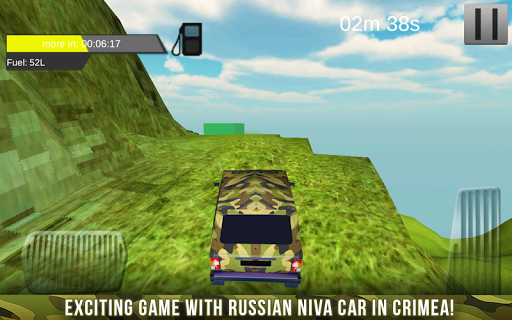 Russian Driving Crimea