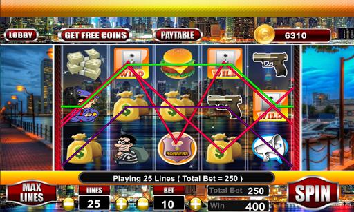 Cash Bandits Slots Games