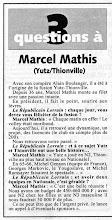 Photo: 03-01-97 Marcel Mathis répond