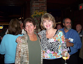 Photo: Nancy (Harden) Arnett, Kathi (Hesson) Curtis