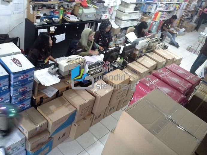 Distributor stationery Toko ATK Supplier Perlengkapan Sekolah