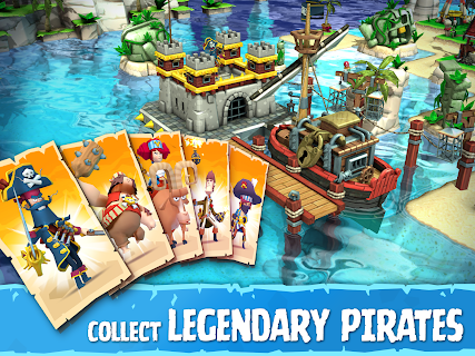 Plunder Pirates screenshot 11