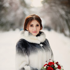 Wedding photographer Anna Rovkina (AnetteR). Photo of 01.12.2017
