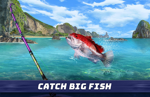 Fishing Clash: Catching Fish Game. Bass Hunting 3D screenshots 1