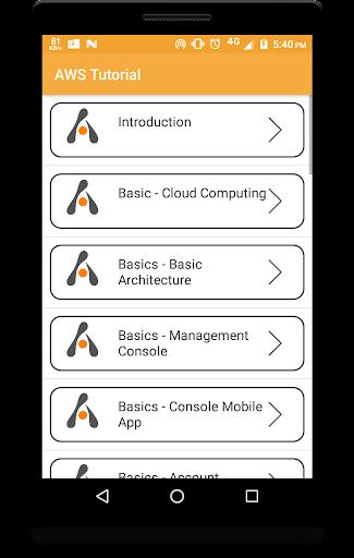 Amazon Web Service Tutorials - AWS Tutorials - AWS 1.2 screenshots 1
