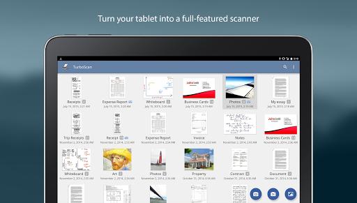 TurboScan: scan documents & receipts in PDF 1.5.1 screenshots 7