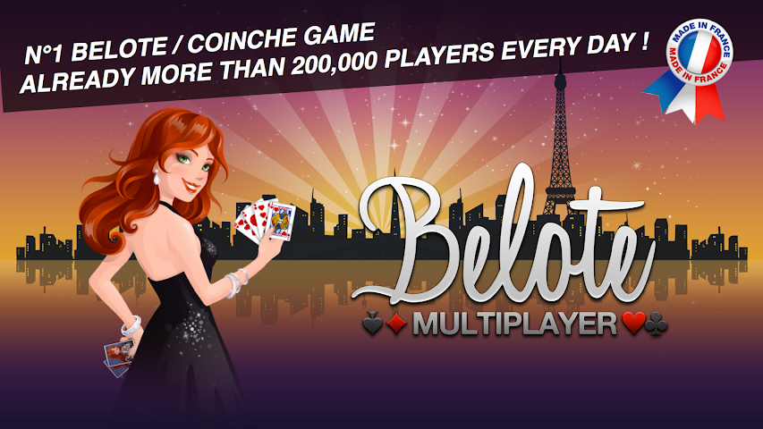 android Belote Multiplayer Screenshot 4