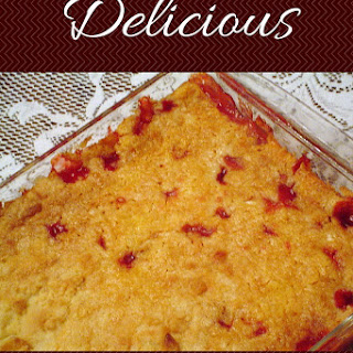 Dump Cake, Our Favorite