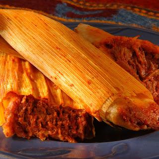 Tamales No Lard No Oil No Butter Recipes.