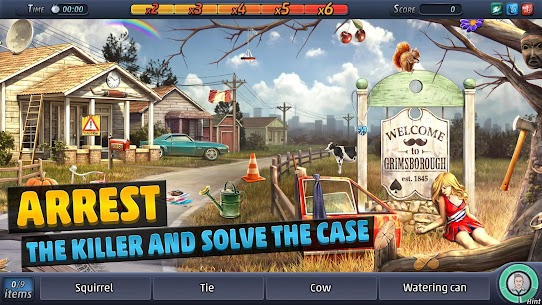 Criminal Case Mod Apk (Unlimited Energy + Hints) 5