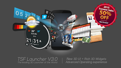 TSF Launcher 3D Shell Screenshot 96