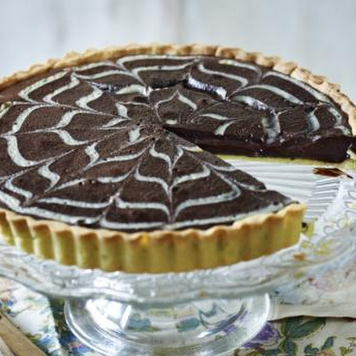 Chocolate Orange Tart Recipe