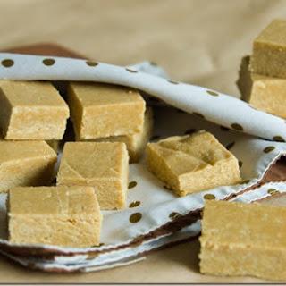Brazilian Peanut Candy Squares (Paçoca).