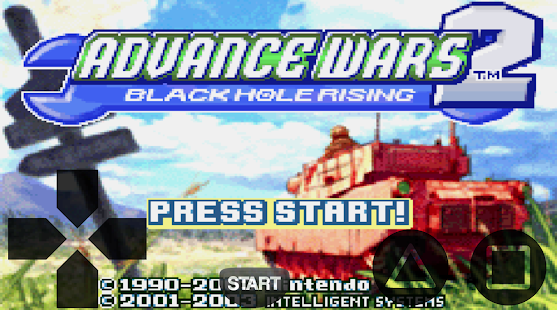 Advance Wars - náhled