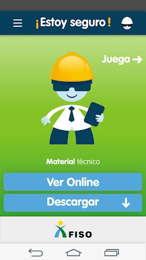 Estoy Seguro Fiso 1.1.6 screenshots 1
