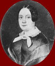 Photo: Nogmaals een (geschilderd) portret van Anna Elisabeth Hesselink, deze keer op veel jongere leeftijd afgebeeld. De schilder is mogelijk haar broer Herman Gijsbert Keppel Hesselink.