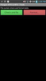 Paragon exFAT, NTFS & HFS+ Screenshot 6
