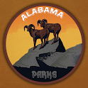 Alabama State and National Parks icon