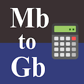 Mb to Gb Converter
