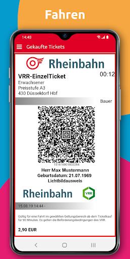 HandyTicket Deutschland 2.7.22 screenshots 5