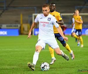 Inquiétude autour d'Adrien Trebel à Anderlecht ?