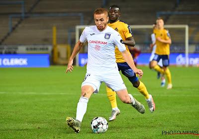 Anderlecht: encore un peu de patience pour Adrien Trebel