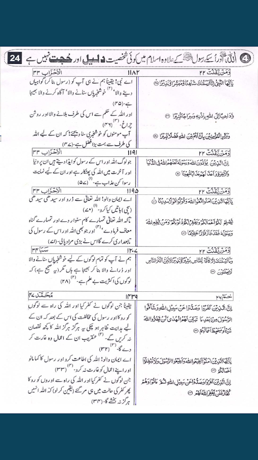 Saheh ISLAMI AQAID- screenshot