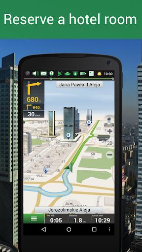 Navitel Navigator GPS & Maps  screenshots 6